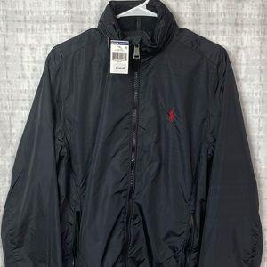 NWT Men's Polo Ralph Lauren Nylon Light Jacket Sm